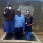 The Water Project: Emmabwi Primary School -  Joyce Nyagoa And Victor Kutai