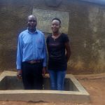 The Water Project: Emmabwi Primary School -  Victor Kutai