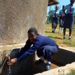 See the Impact of Clean Water - A Year Later: St. Marygoret Girls Secondary School