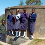 The Water Project: St. Marygoret Girls Secondary School -  Smiles For Safe Water