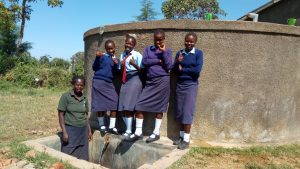 The Water Project:  Smiles For Safe Water