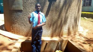 The Water Project:  Brighton Ababu