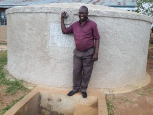 The Water Project:  David Sakwa Anyolo