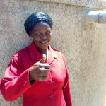 The Water Project: Kalenda Primary School -  Alice Sasaka