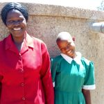 The Water Project: Kalenda Primary School -  Alice And Jackyline