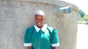 The Water Project:  Student Jackyline Ngome