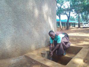 The Water Project:  Margret Khamunye