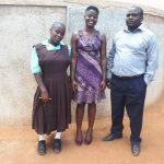The Water Project: Walodeya Primary School -  Margret Khamunye Field Staff Jemmimah Khasoha And Ingolo Sammy