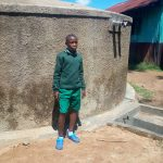 The Water Project: Eshisuru Primary School -  Derrick Ngala