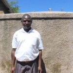 The Water Project: Eshisuru Primary School -  Martin Chatimba