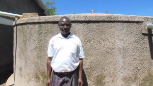 The Water Project:  Martin Chatimba