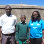 The Water Project: Eshisuru Primary School -  Martin Chatimba And Derrik Ngala