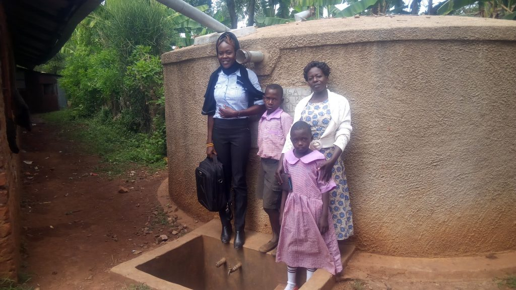 The Water Project : kenya4662-reliable-water
