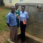 The Water Project: Mukhombe Primary School -  Smiles For Safe Water