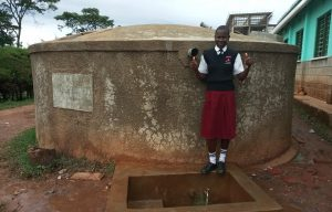 The Water Project:  Lorine Muguni