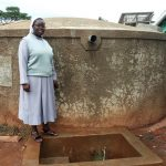 The Water Project: Bishop Sulumeti Girls Secondary School -  Sister Jane Amukoye