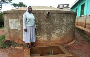 The Water Project:  Sister Jane Amukoye