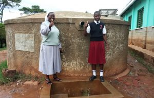 The Water Project:  Sister Jane Amukoye And Lorine Muguni
