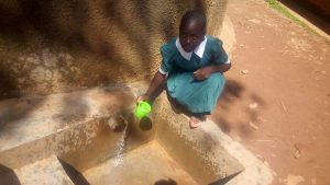 The Water Project:  Eunice Nyabera