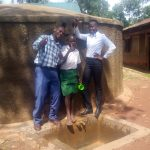 The Water Project: Emurembe Primary School -  Nicholas Emonyi And Eunice Nyabera