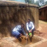 The Water Project: Emurembe Primary School -  Reliable Water