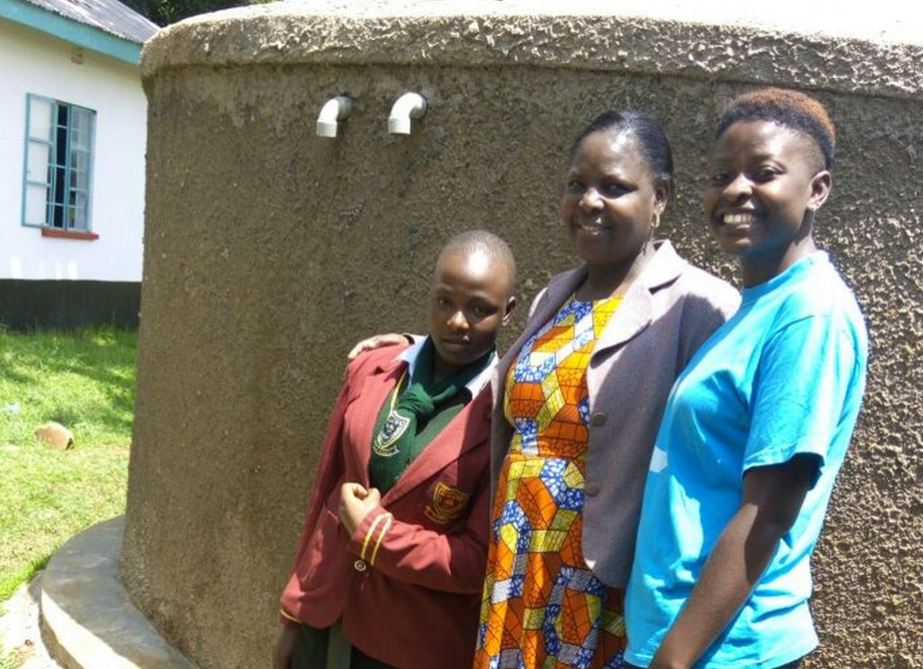 The Water Project : kenya4671-smiles-for-reliable-water