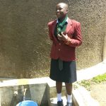The Water Project: St. Kizito Lusumu Secondary School -  Tracy Makokha