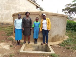 A Year Later: Musunji Primary School