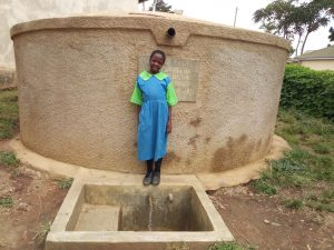 The Water Project:  Prudence Mbone