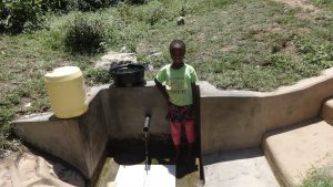 The Water Project:  Esther Waka