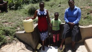 The Water Project:  Esther Waka And Diana Immitsa