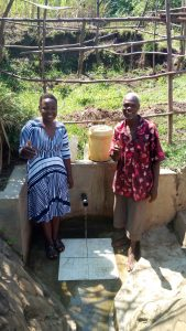 The Water Project:  Thumbs Up For Safe Reliable Water