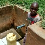 The Water Project: Shikhuyu Community -  Dickson Aswani