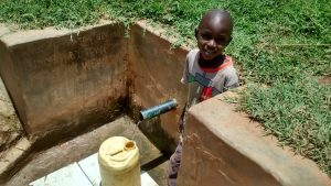 The Water Project:  Dickson Aswani