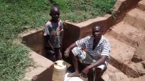 The Water Project:  Dickson Aswani And John Memba