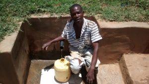 The Water Project:  John Memba