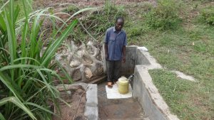 The Water Project:  Protus Mukoye