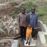 The Water Project: Lutari Community -  Robin Obanda And Protus Mukoye