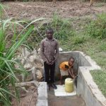 The Water Project: Lutari Community -  Robin Obanda And His Brother