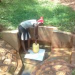 The Water Project: Wanzuma Community -  Faith Emere