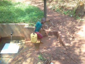 The Water Project:  Returning Home With Safe Water