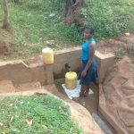 The Water Project: Igogwa Community -  Phoebe Mbone