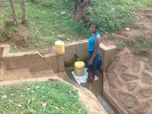 The Water Project:  Phoebe Mbone