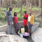 The Water Project: Bukhakunga Community -  Gathered At The Spring