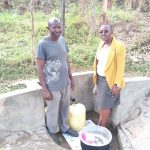 The Water Project: Bukhakunga Community -  John Asaba Musera