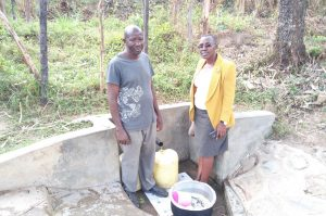 The Water Project:  John Asaba Musera