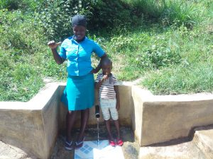 The Water Project:  Christabel Nasimiyu And Mary Nekesa