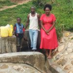 See the Impact of Clean Water - A Year Later: Shitungu Community, Charles Amala Spring
