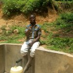 The Water Project: Shikoti Community B -  Boniface Shikuku