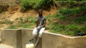 The Water Project:  Boniface Shikuku